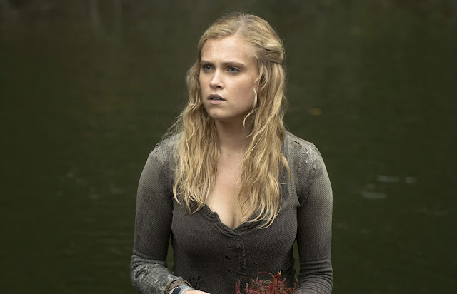 The 100 Eliza Taylor hot
