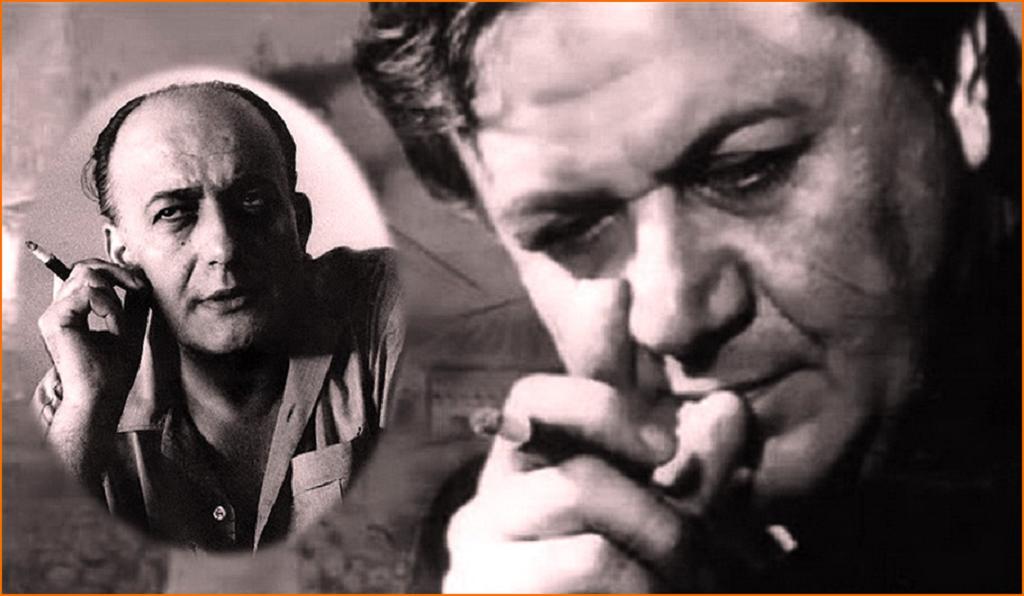 Όταν η μουσική ιδιοφυΐα του Μάνου Χατζιδάκι συνάντησε τον τέλειο ποιητικό λόγο του Νίκου Γκάτσου