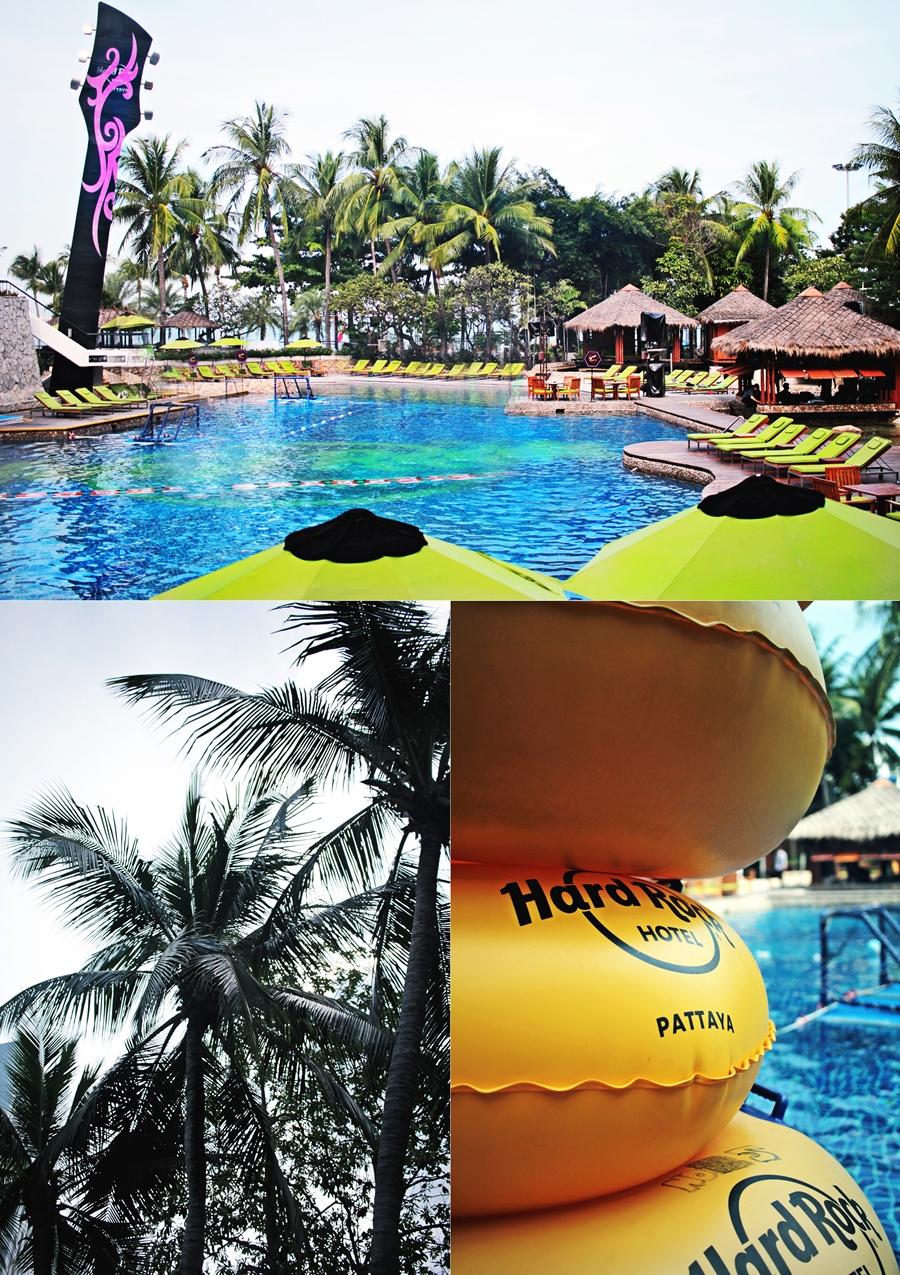 pool hotel travel