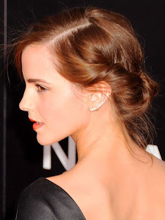 แบบทรงผม Emma Watson