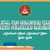 Jadwal UTS Semester Ganjil Tahun Pelajaran 2018/2019