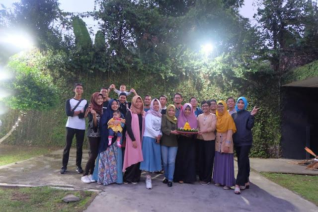 Ulang Tahun Blogger Medan yang Ke-4 - Komunitas Blog M (Blogger Medan)