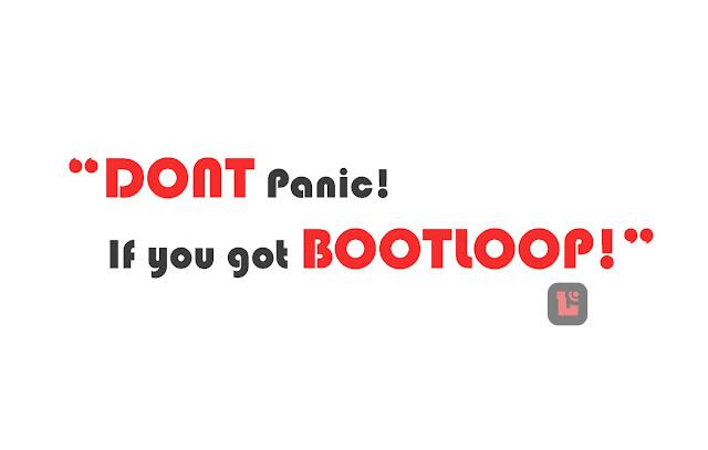 Bagi para pengguna android istilah bootloop sudah menjadi biasa terdengar Nih Cara mengatasi duduk perkara bootloop pada Android