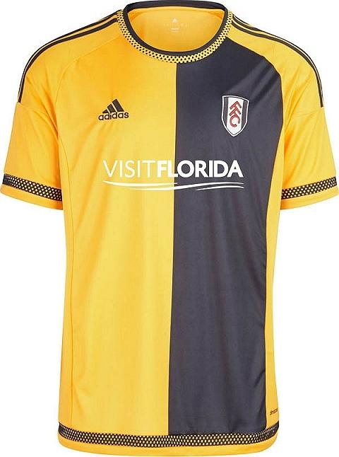 1faba28b5a Adidas lança as novas camisas do Fulham - Show de Camisas