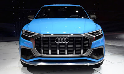 Audi Q8 Concept Premum SUV Vehicle