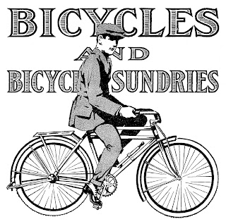 bike vintage image advertisement