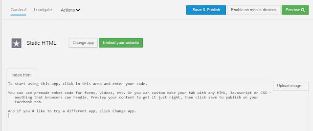 Static HTML-2