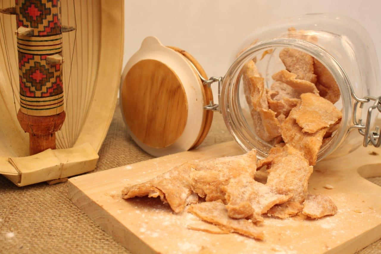 Pikyeum Maranti - Pelopor Keripik Peuyeum Bandung varian rasa susu