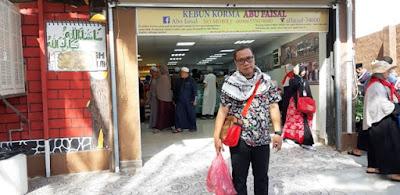 pengalaman saya dan suami perjalanan ibadah umroh plus city tour istanbul turki yang mengesankan bersama alhijaz indowisata nurul sufitri mom lifestyle blogger traveling culinary turkish airlines
