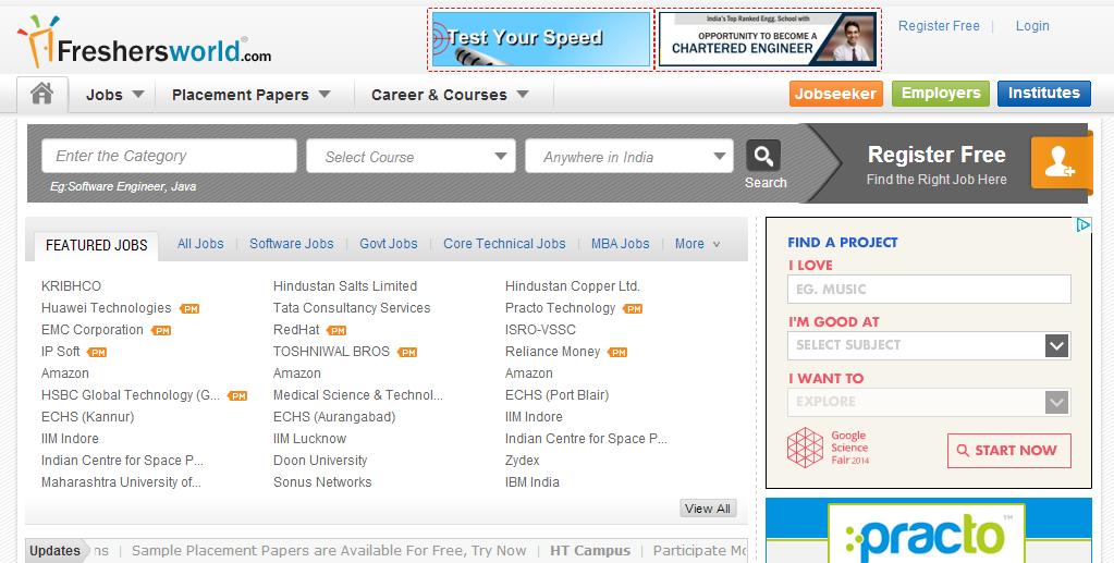 Free Resume Database For Employers India