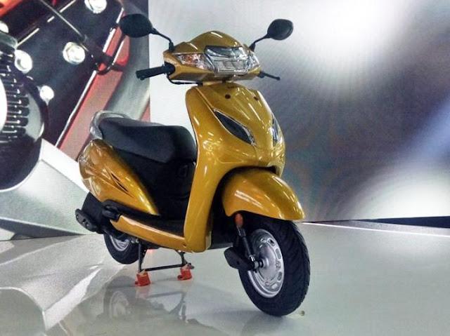 New 2018 Honda Activa 5G Hd Image
