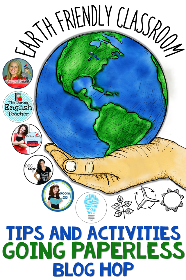 Paperless classroom facilitation is also very low-prep. Teachers are saving prep time by not photocopying or filing endless stacks of paper. Wouldn't all teachers love that? We've put together a collection of blog posts to give you some Earth Day inspiration for your upcoming lesson plans.