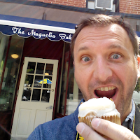 Seb's New York TO DO LIST : manger un Cupcake de chez Magnolia