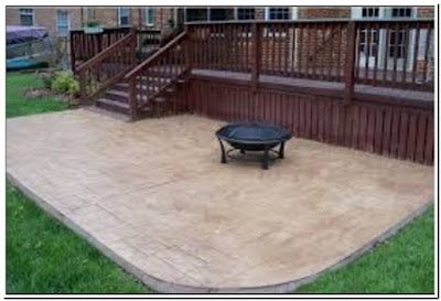 Pressed Concrete Patio Cost Ontario