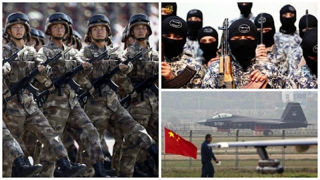 Εντείνεται η κινεζική παρουσία στο συριακό μέτωπο