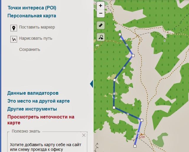 OpenStreetMap Россия прокладка маршрута