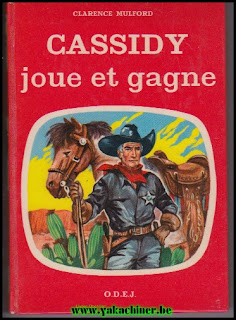 cassidy joue et gagne, western
