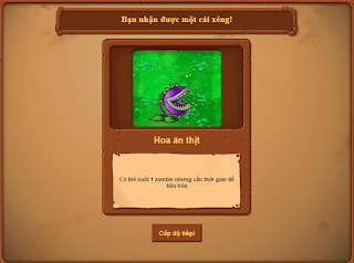 Game Hoa Quả Nổi Giận 3 - Plants vs Zombies 3 d