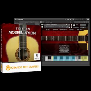 Orange Tree Samples - Evolution Modern Nylon Full version