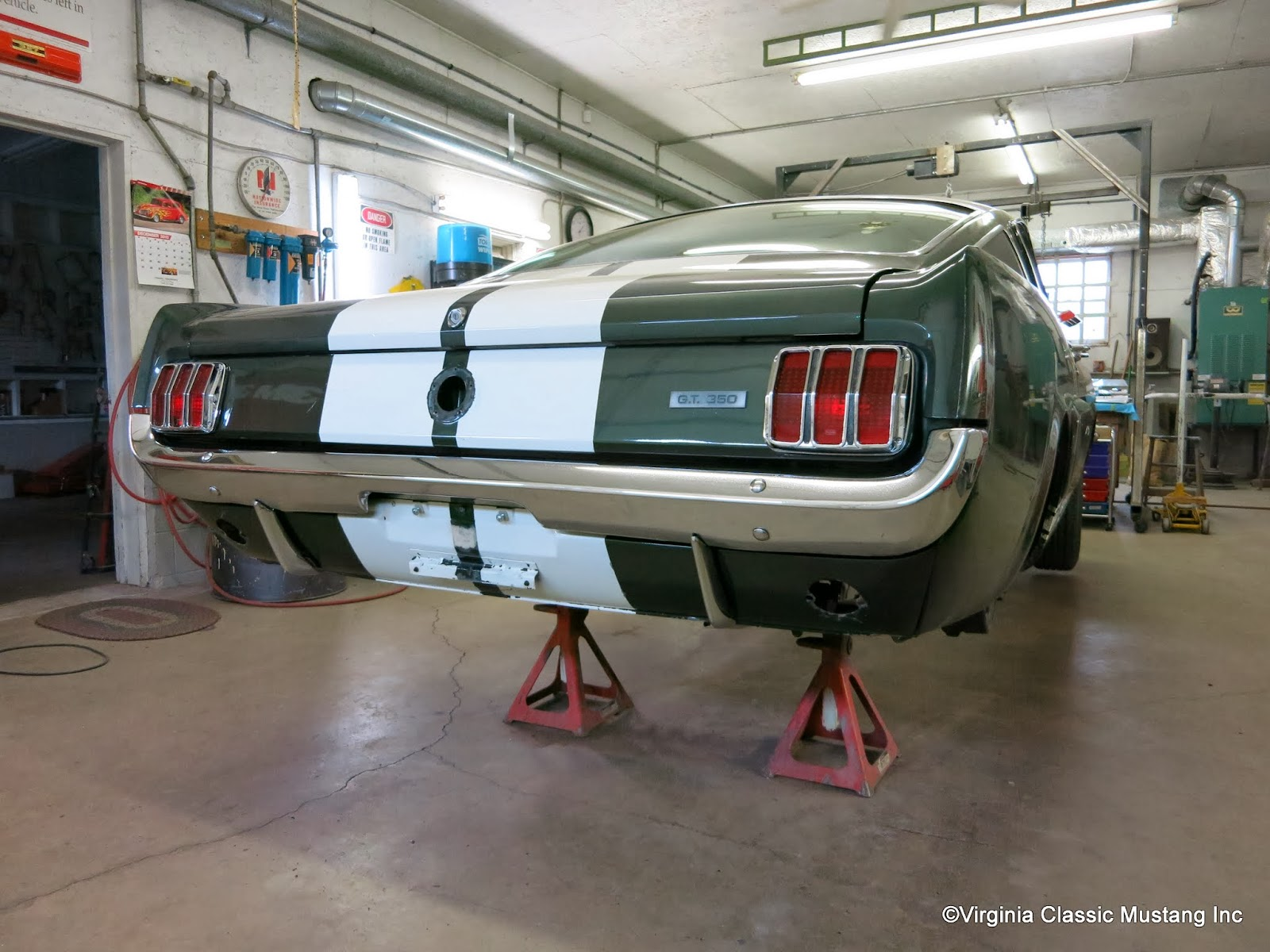 65 Mustang Fog Light Wiring Diagram | Wiring Liry on