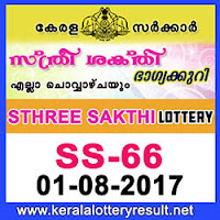 kl result yesterday,lottery results, lotteries results, kerala lottery, keralalotteryresult, kerala lottery result, kerala lottery result live, kerala lottery results, kerala lottery today, kerala lottery result today, today kerala lottery result, kerala lottery result 1-8-2017 sthree-sakthi lottery ss 66, sthree sakthi lottery, sthree sakthi lottery today result, sthree sakthi lottery result yesterday, sthreesakthi lottery ss66, sthree sakthi lottery 1.8.2017
