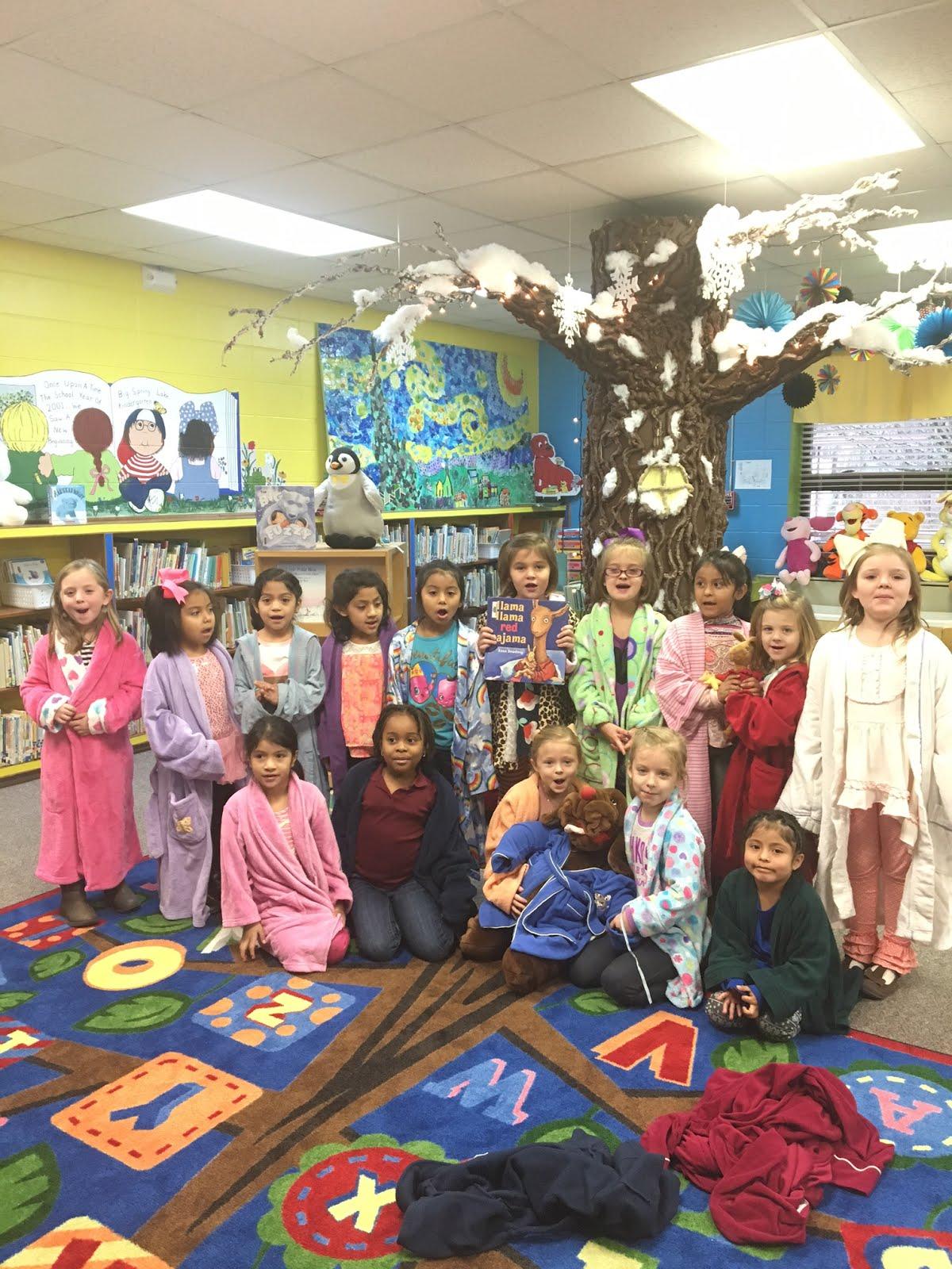 Big Spring Lake Kindergarten Library