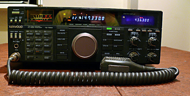Kenwood TS-790 Multi Mode
