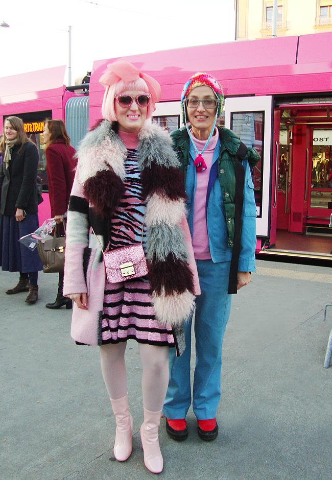 Pipilotti Rist, pink train, artist