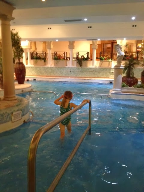 Leisure facilities at Menzies Derby Mickleover Court Hotel