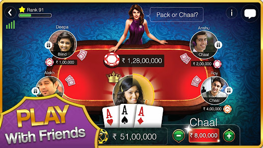 Teen Patti Cheats And Hack Direct Download