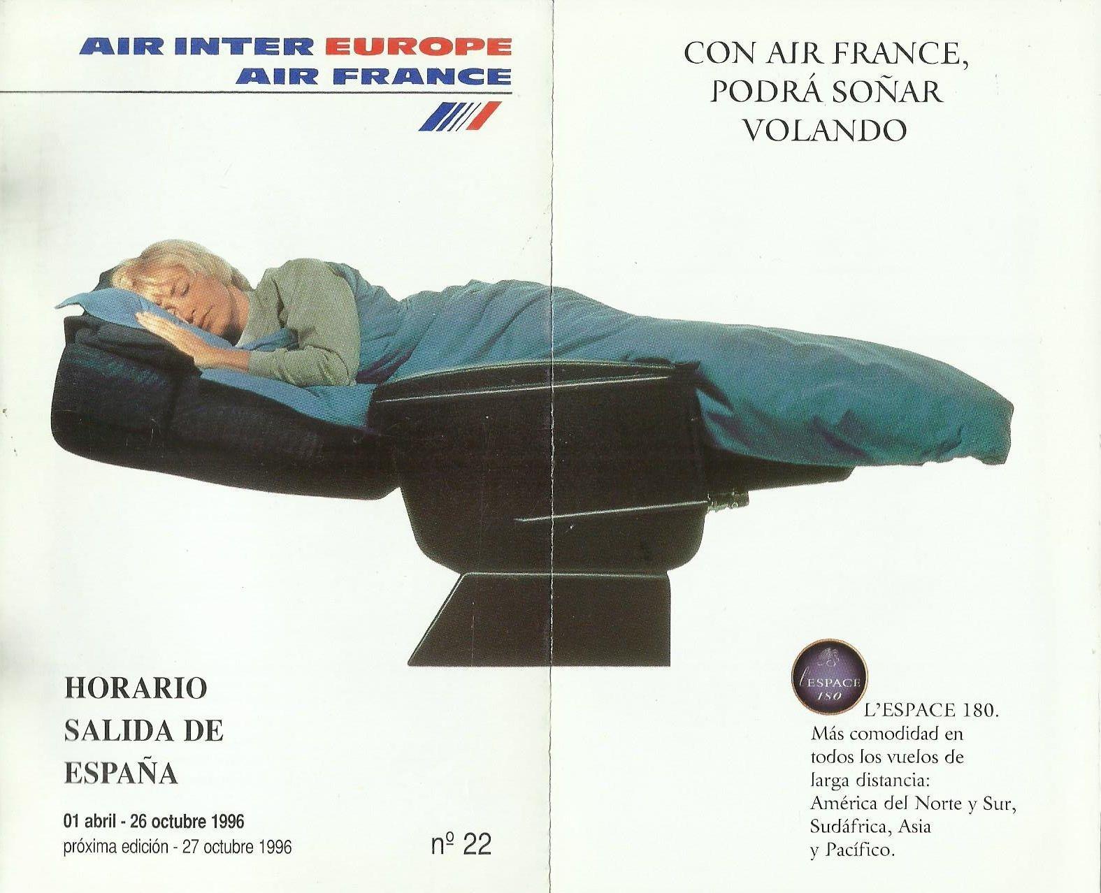 에어프랑스 Espace 180