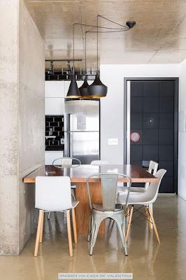 melhorando a iluminação do apartamento