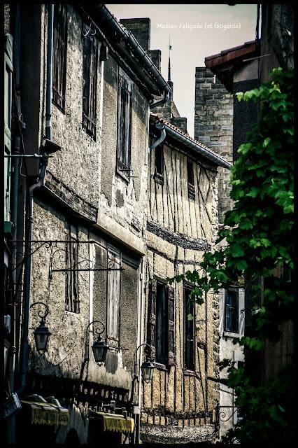 cité médievale carcassonne