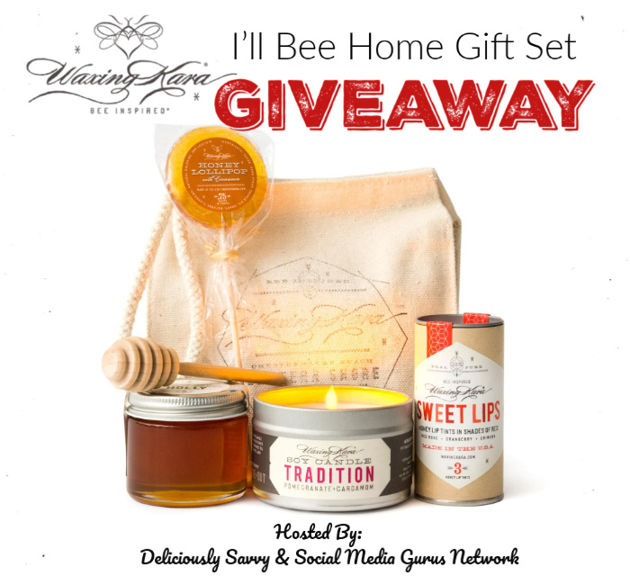 I'll Be Home Gift Set Giveaway