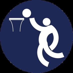 Icon Logo Basket Asian Games 2018