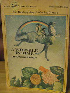 A wrinkle in time : First Edition Review