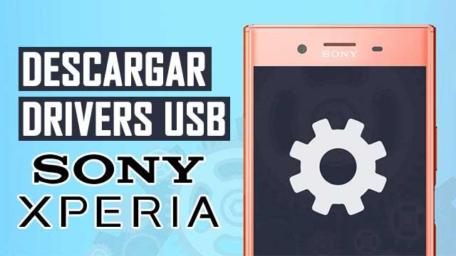 descargar controladores USB para Sony Xperia