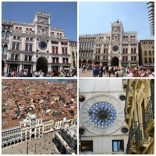 Torre do Relógio, Veneza