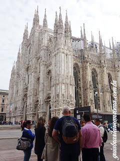 guia brasileira milao duomo simbologia - Guia de turismo em Milão