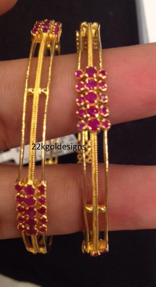 Ruby Bangles Archives - Page 4 of 4 - 22kGoldDesigns