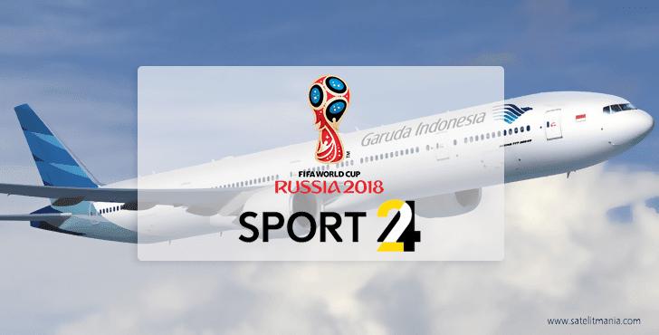 Channel Sport 24 Siarkan Piala Dunia 2018 Rusia