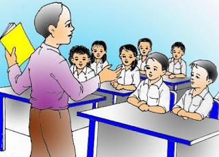 Pantun Untuk Anak SD Bertema Guru