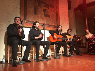 Flamenco Show & Cooking Class (LINKS INCLUDED)