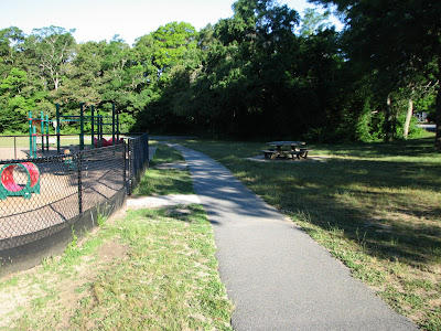 Walking Path and Picnic Area Centerville Elementary School