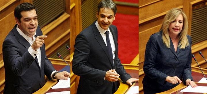 Βουλή: Το μεσημέρι ανοίγει η αυλαία της συζήτησης για την ψήφο εμπιστοσύνης