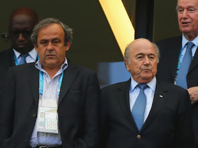 FIFA Appeal Committee reduce football bans of Sepp Blatter and Michel Platini to 6 years, order them to pay fine.