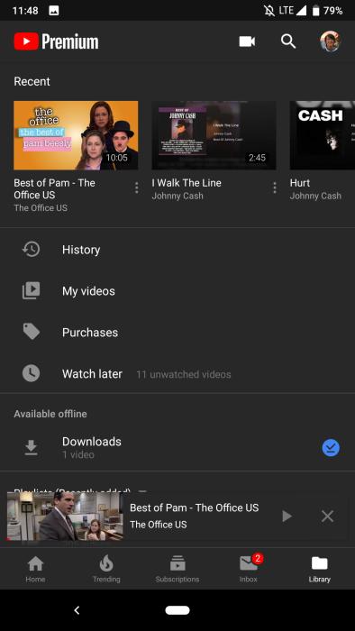 how to turn off dark theme youtube