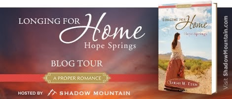 Hope Springs Blog Tour