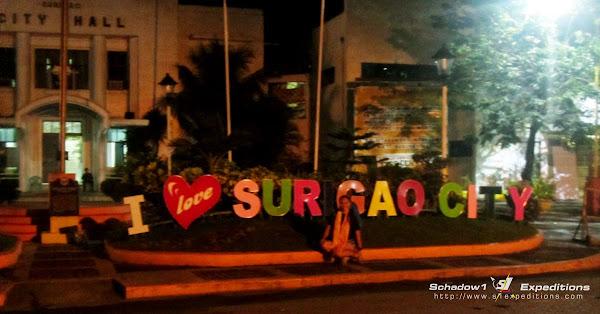 Surigao City - Schadow1 Expeditions