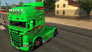 Acconia skin for RJL truck